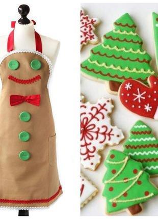 Фартук, фартух, передник , кукимен, cookieman
