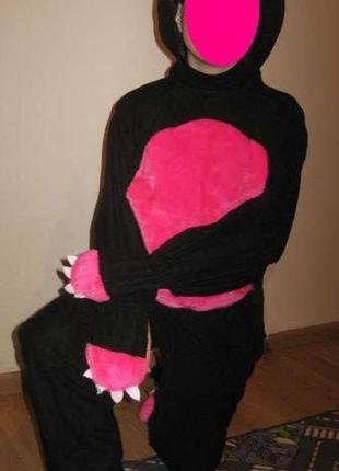 Новогодний костюм кошечка на 9-10 лет