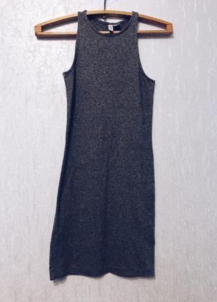 Базовое платье от h&m