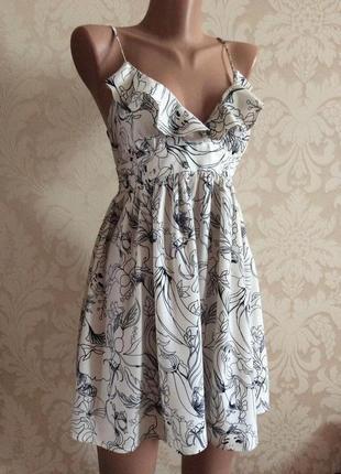 Красивейшее платье top shop