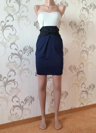 Короткое платье tally weijl