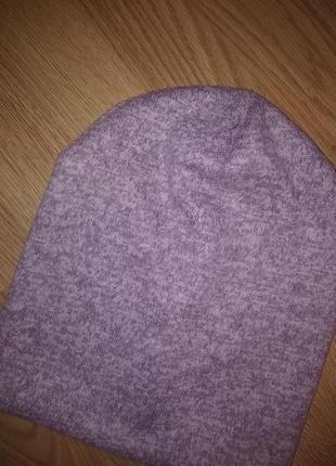 Женская шапочка из ангоры