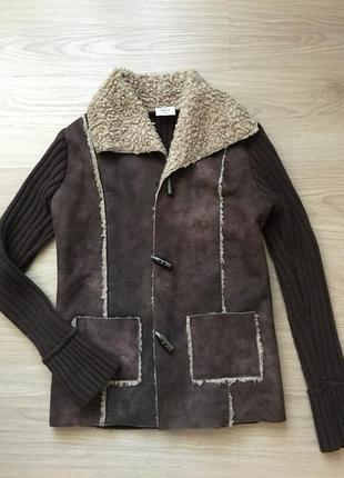 Тёплый свитер кофта кардиган next
