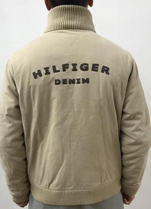 Тепла куртка tommy hilfiger