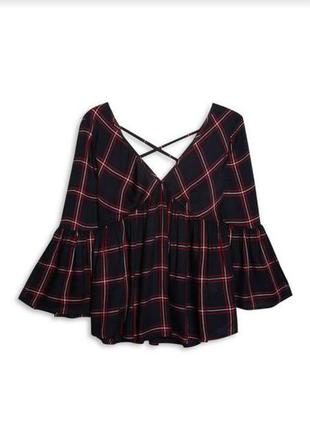 Блуза primark с красивой спинкой