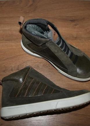 Стильные ботинки ecco caden, 35 размер