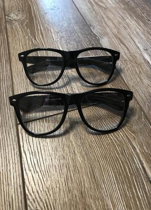 Невероятные имиджевые очки aviator ray ban, италия