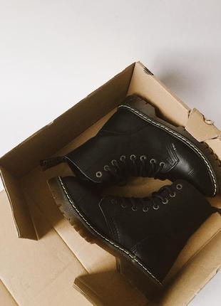 Ботинки steel black