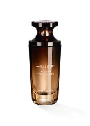 Парфюмированная вода vanille noire 50мл черная ваниль