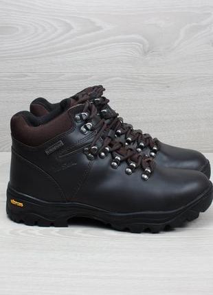 Треккинговые водонепроницаемые ботинки peter storm, размер 39 (vibram)