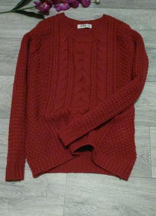 Теплый свитер clockhouse.