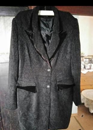 Пиджак удлиненный р 48