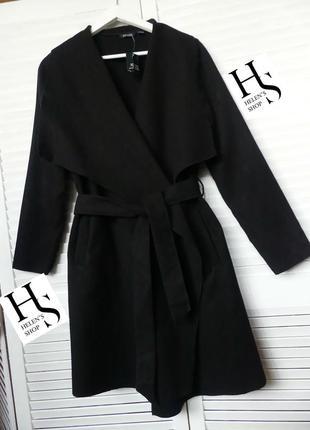 Легкое пальто,тренч под пояс esmara (m-l  см.замеры)