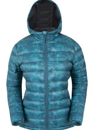 Легкая куртка mountain warehouse, деми, евро зима