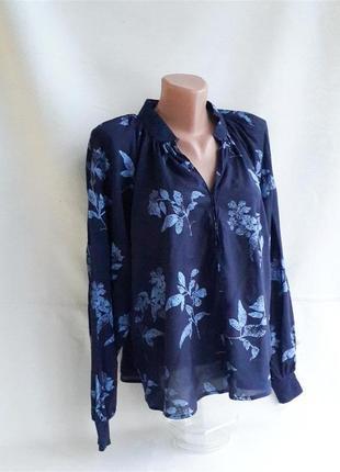 Свободная легкая блуза h&m4 фото