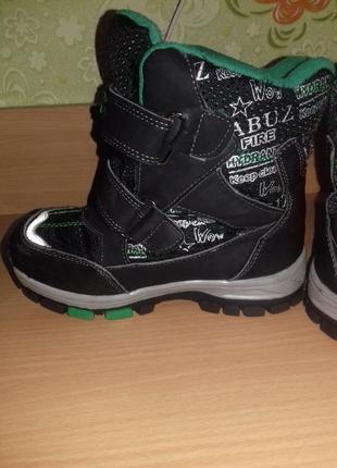 Зимние теплые ботинки tom. m
