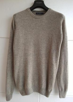 Шерстяной свитер james pringle