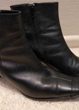 Tamaris ботинки демисезон кожа