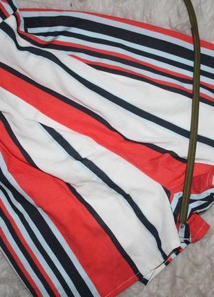 Стильный полосатый ромпер3 фото