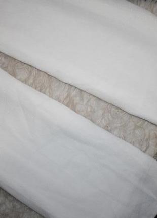 Крутые широкие брюки на подкладке3 фото