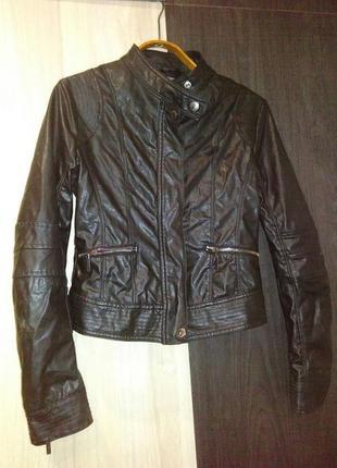 Дермантиновая курточка