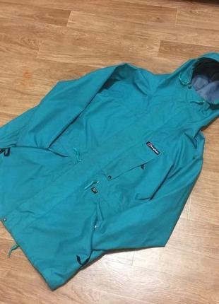 Крутейшая винтажная курточка от berghaus gore-tex