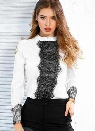 Розкішна  блуза з віскози