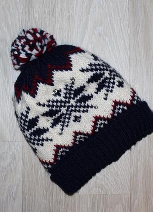 Женская шапка new look