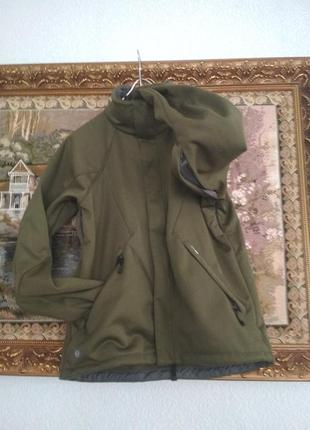 Куртка soft shell сolumbia convert waterproof softshell hoody размер m (man)