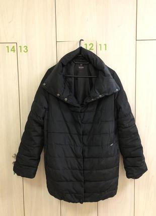 Пуховик курточка guess
