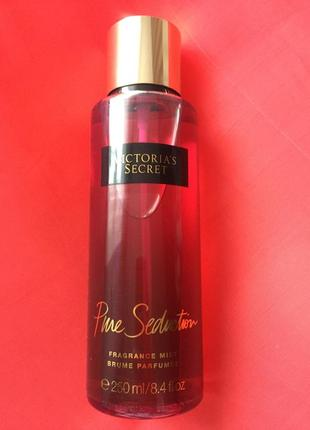 Спрей для тела victoria's secret pure seduction1
