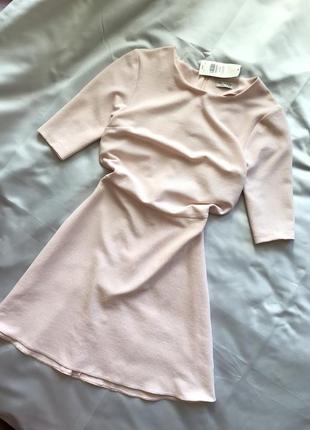 Зефирное платье