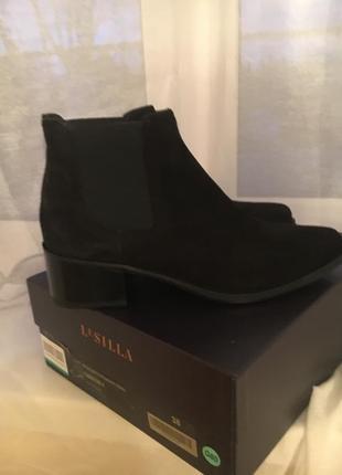 Новые ботинки le silla оригинал