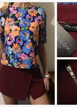 Очаровательная 💕 стильная 💕юбка-шорты новые