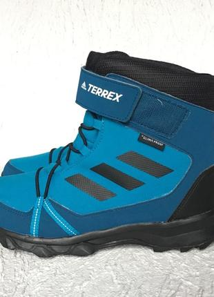 Ботинки adidas terrex snow cf cp cw k s80884
