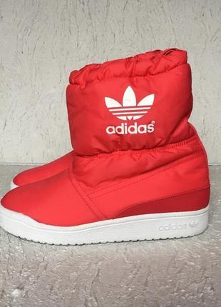 Сапоги adidas slip on boot k b24744