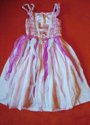Новорічне плаття феї,принцеси 1-3р.