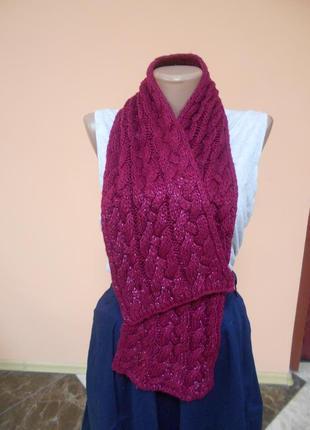 Вязаный шарф primark