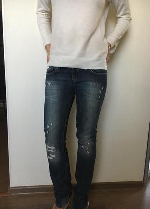 Классные джинсы colin's, красивый цвет размер w26 l34, s/m
