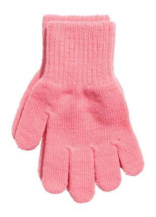 Рукавички, перчатки h&m 110. 116.122. 1282