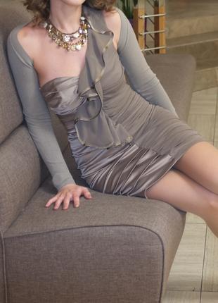 Платье  вечернее нарядное коктейльное