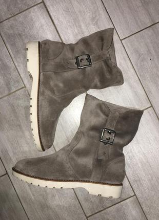 Крутые демисезонные ботинки edc by esprit размер 40