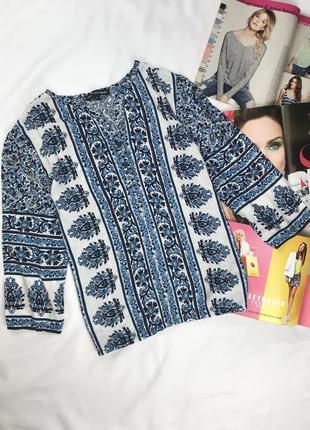 Блуза оригинальная кофточка легкая кофта мягкая блузка
