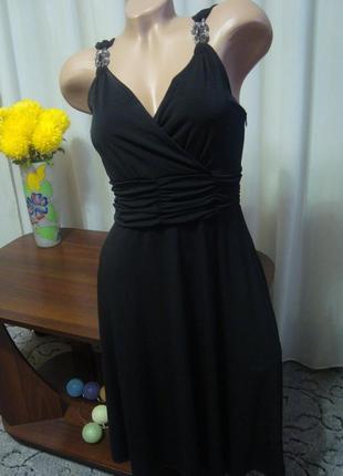 Вечернее коктельное платье new look р с