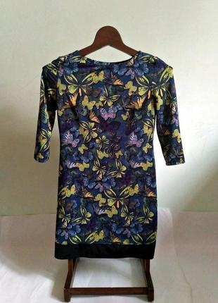 Красивое платье - эластичный трикотаж