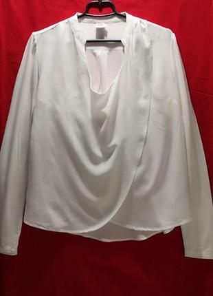 Легкая блузка-рубашка