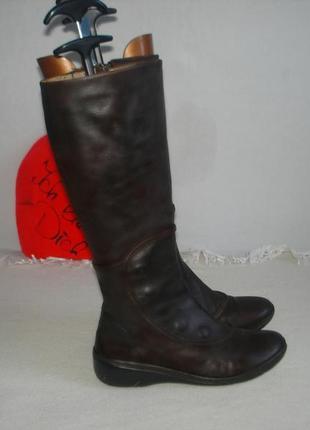 Сапоги кожаные бренд faith connexion