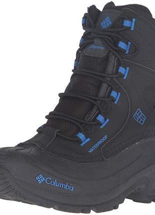 Зимние ботинки columbia р.us2-21см. оригинал