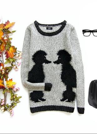 Оригинальный свитер, бренд f&f.