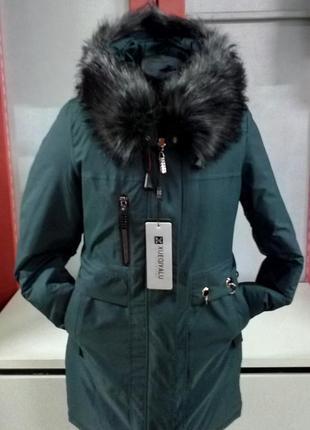 Зимова жіноча куртка, парка